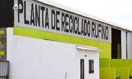 Residuos domiciliarios a la planta de reciclado