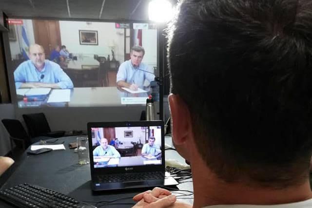 El intendente lattanzi solicitó una audiencia al gobernador para tratar el tema salud y terapia intensiva
