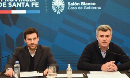 La provincia anunció asistencia financiera a municipios y comunas