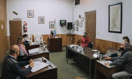 Concejales se reunieron con el síndico de la cooperativa