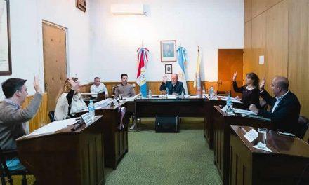 Concejo Deliberante de Rufino sesionó hoy jueves