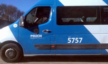 Varios allanamientos antidrogas hoy domingo en Rufino