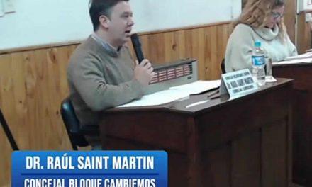 Concejales de Cambiemos solicitaron que Belgrano Cargas limpie y mantenga sus predios