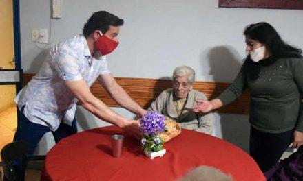 Aleja cumplió 100 años