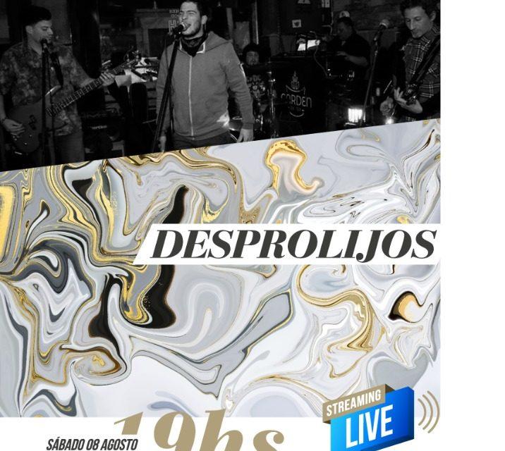 Música con «Desprolijos» este sábado
