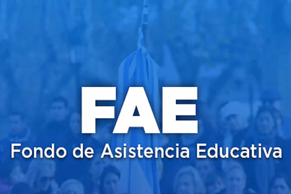 Primer reunión de comisión del FAE
