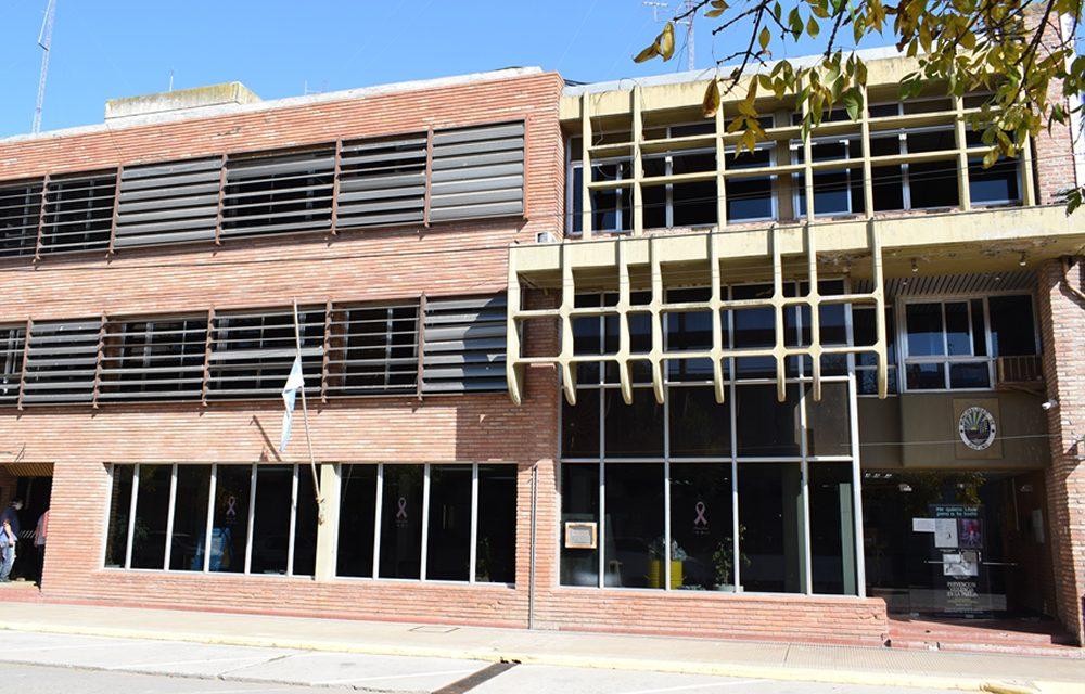 Por Covid, las oficinas municipales permanecerán cerradas hasta el lunes