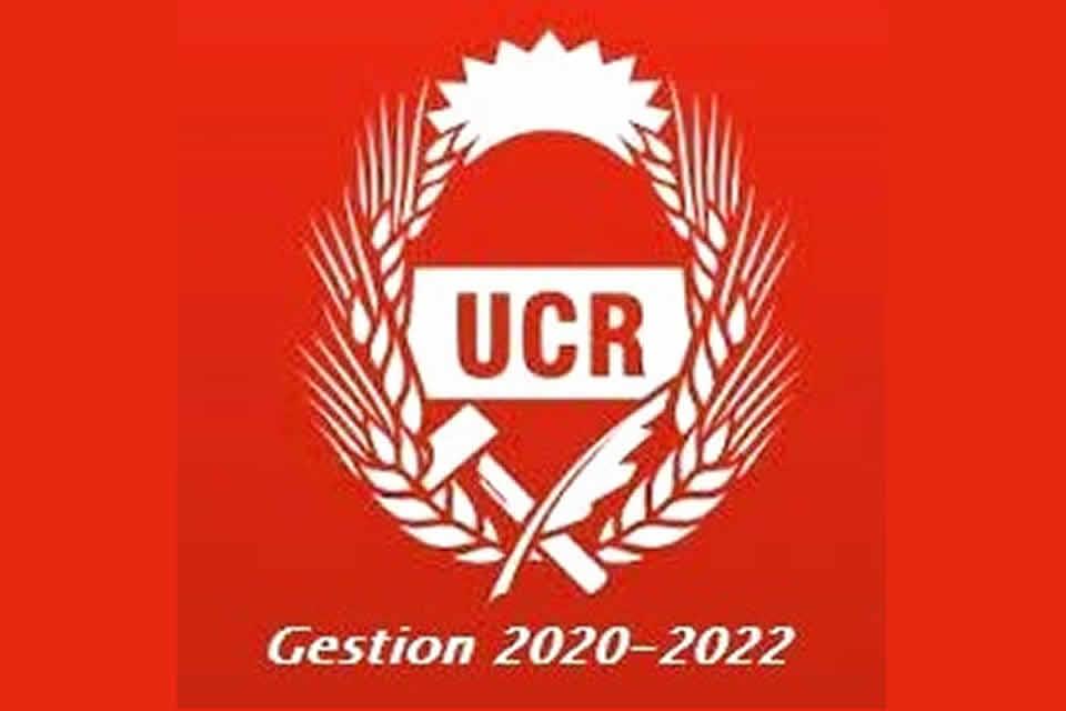 La UCR local emitió un comunicado repudiando a los funcionarios que cobraron el IFE