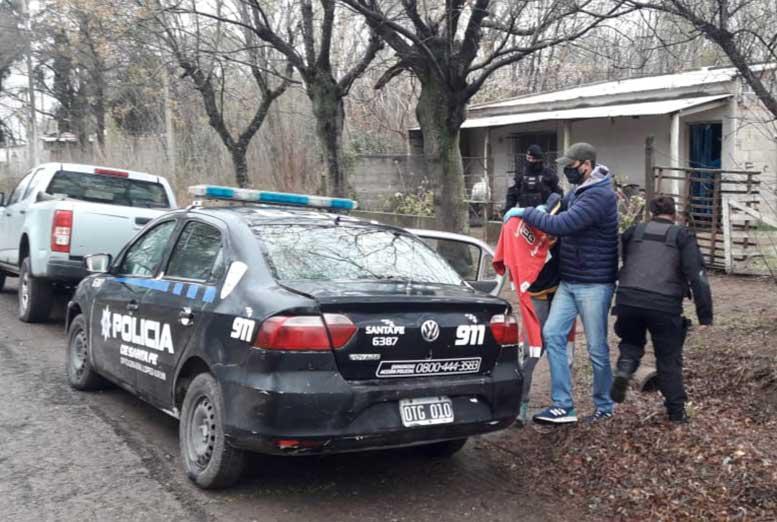 Detienen a sospechoso de robar un GPS