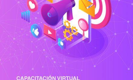 Capacitaciones virtuales para emprendedores y comerciantes