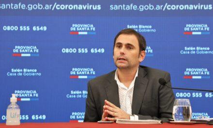 Santa Fe apoya la decisión del gobierno nacional de declarar servicios públicos en competencia a la telefonía celular, internet y TV por cable