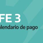 Este viernes cobran el IFE 3 junto a la AUH y AUE los titulares con DNI terminados en 4