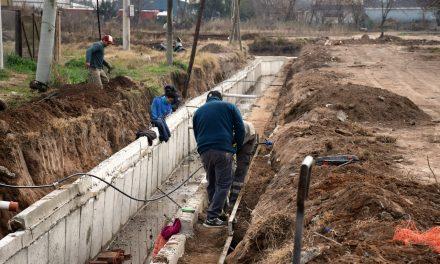 Dos obras en calle Garay