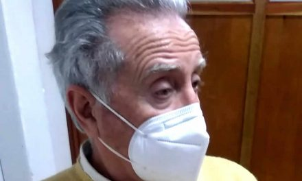 Director del hospital Samco Rufino, Dr Carlos Colomba