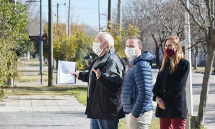 Gestiones del Senador Enrico, el gobierno provincial y la municipalidad para refaccionar el Centro de Salud Angel Bulgheroni de Rufino
