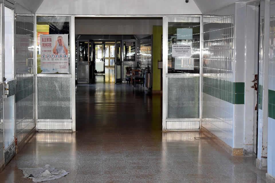 Hospital Samco de Rufino desmiente publicación de un sitio web