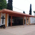 Trabajos, limpieza y apertura de cementerio