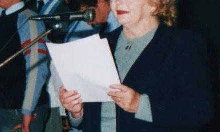 Falleció la docente jubilada, Josefa Adamec de Simonutti