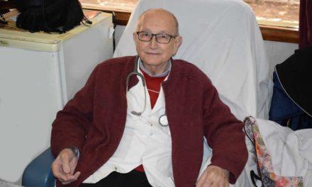 Falleció el médico José Cesarín