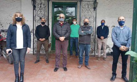 La Oficina de Producción santafesino continuará funcionando en la Sociedad Rural de Rufino