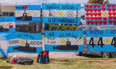Amplían la denuncia contra Macri y Aguad por presunto encubrimiento por el ARA San Juan