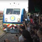 Posible reactivación del tren de pasajeros y de carga de Rufino a Buenos Aires
