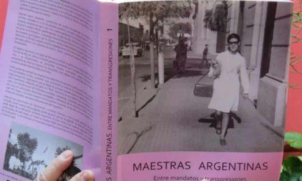 Presentan el libro Maestras Argentinas
