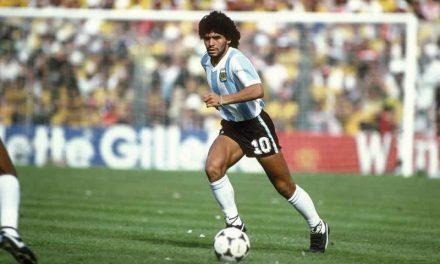 Murió Diego Maradona