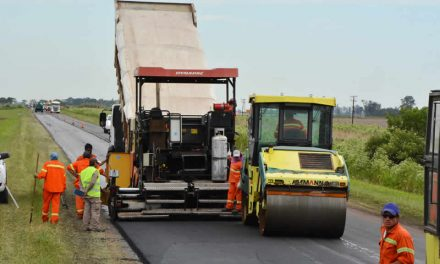 Vialidad Nacional asume el mantenimiento de la Ruta 33 hasta Rufino