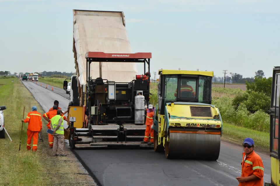 Licitan la repavimentación de Ruta 33 entre Rufino y Villegas