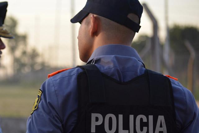En Amenábar detuvieron a un jóven por conducción peligrosa y resistencia a la autoridad