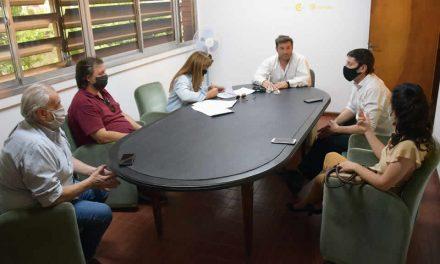 Acuerdo entre Sindicato Municipal y Ejecutivo de Rufino