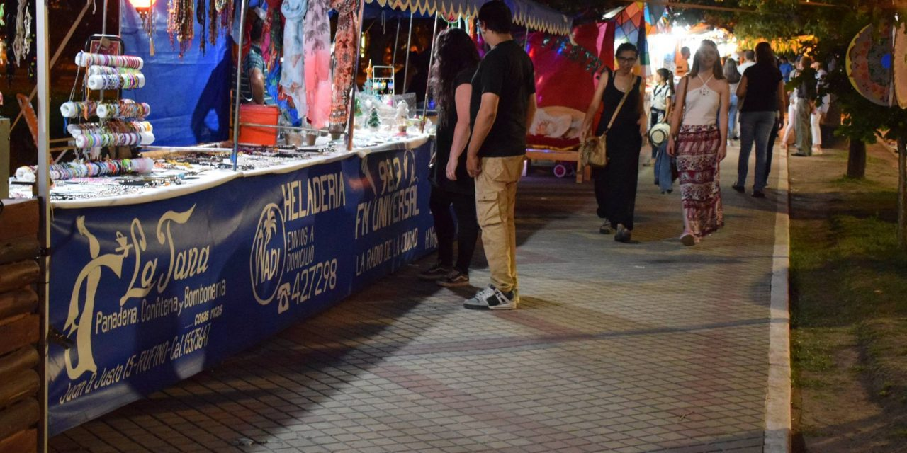 Este año No se realizará la feria artesanal en Rufino