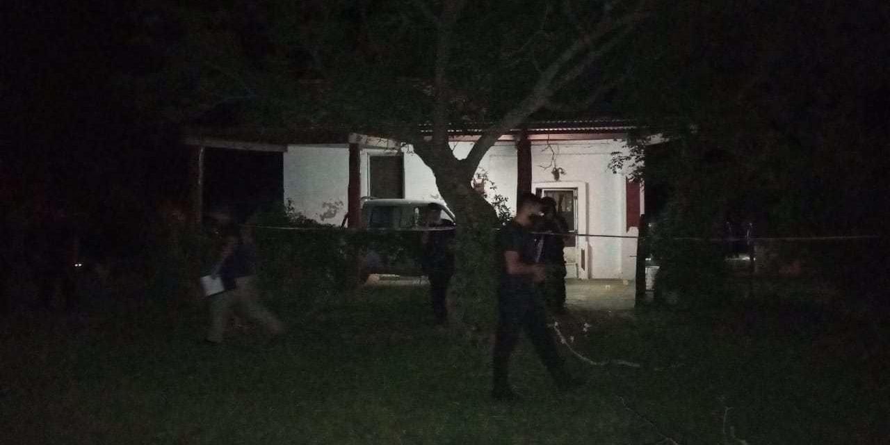 Mataron de un machetazo al rufinense Pedro Ortiz