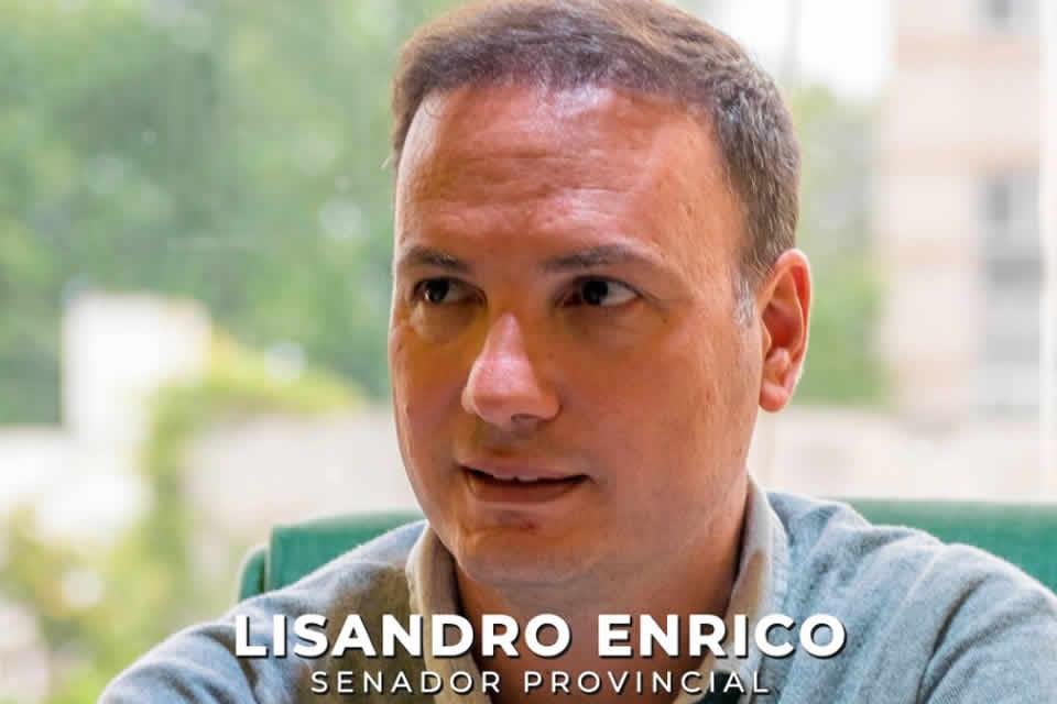El Senador Enrico solicita se exima del pago de impuestos provinciales a actividades económicas afectadas por la pandemia