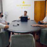 Municipio y representantes del Automoto mantuvieron un encuentro