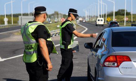 Operativo Verano 2021: Intensifican controles en rutas y accesos a la provincia de Santa Fe