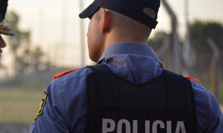 La policía de Rufino encontró una moto sustraída el día anterior