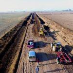 La provincia destinó mas de $ 40 millones para obras viales en el departamento General López