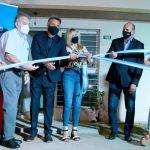 Perotti encabezó la entrega de 24 viviendas en Firmat y aportes económicos a 12 localidades entre ellas Rufino