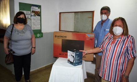 Entrega de premios Hospital SAMCo Rufino