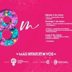 Actividades por el Día de la Mujer