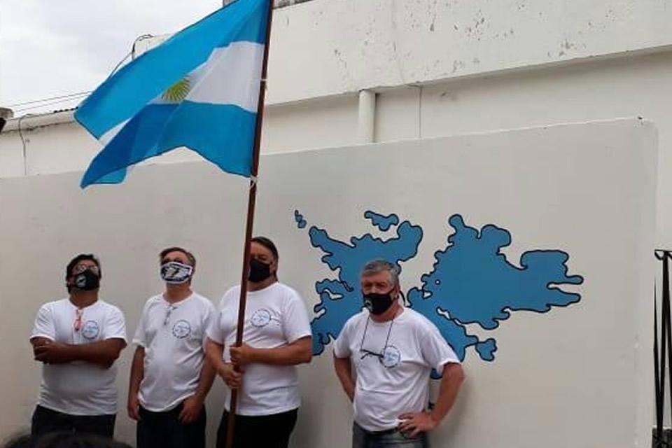 Inauguran Museo de Malvinas en Rufino