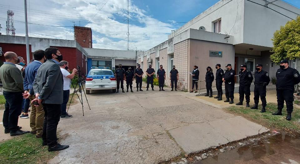 Asunción de nuevas autoridades en Rufino