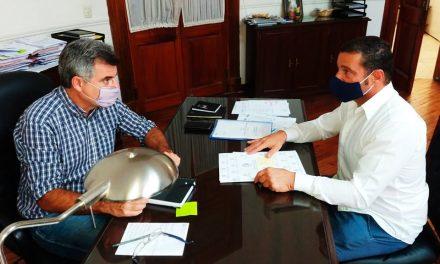 Firma de convenio por Plan Incluir