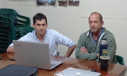 Sociedad Rural de Rufino mantuvo reunión con ministerio de la producción santafesina