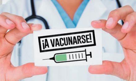 A partir del martes 12 de abril comienza la vacunación contra la gripe 2021 en el «Che Pibe»