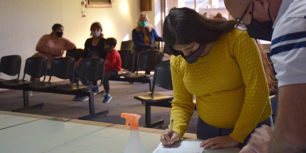 Becas Educativas municipales en Rufino