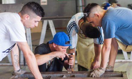 El Senador Enrico presentó una ley para establecer la obligatoriedad del trabajo en las cárceles santafesinas