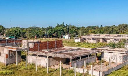 El Senador Enrico solicita a la provincia reactivar la obra de la Escuela Agrotecnica de Rufino
